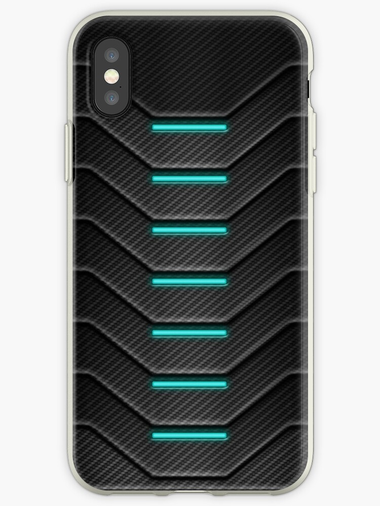 Carbon Fiber Iphone Case >> Carbon Fibre Futuristic Phone Case Iphone Case By Matitechnique