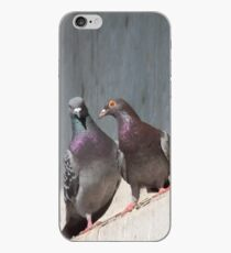 Standing On One Leg iPhone Case