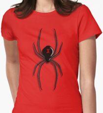 Black Widow Women's Fitted T-Shirt