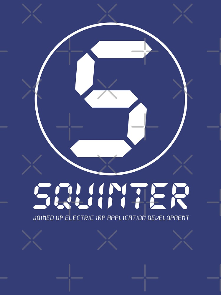 Squinter Icon White by squinter-mac