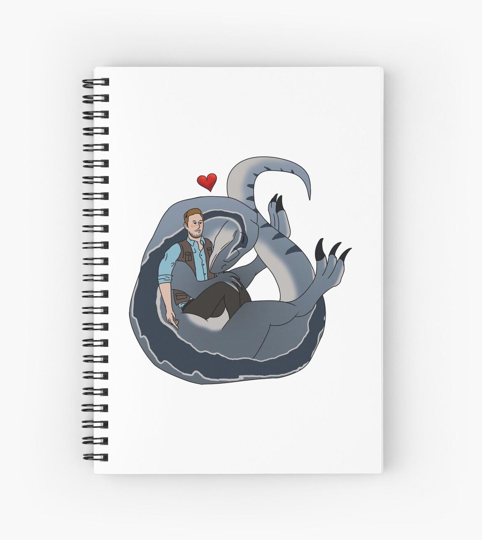 Jurassic Hug by kaijupunk