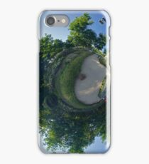 Earth Sculptures at Floriade 2012 iPhone Case/Skin