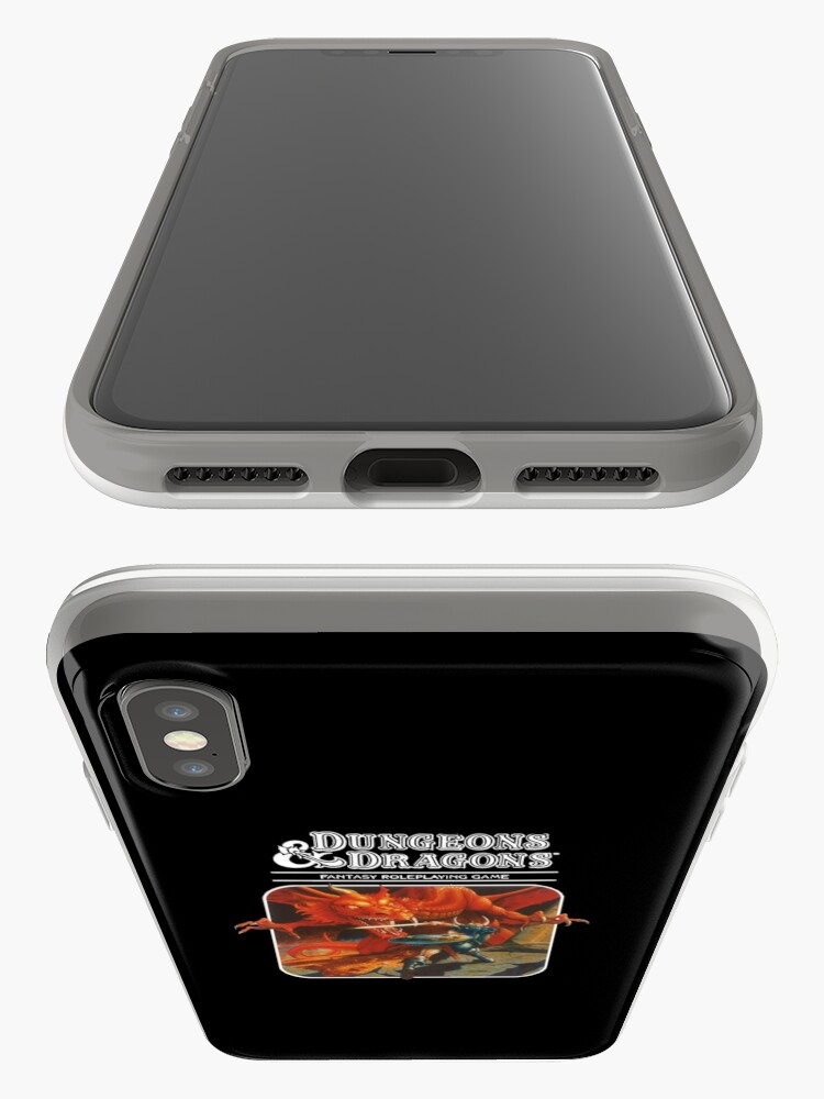Alternate view of Dungeons & Dragons iPhone Case & Cover