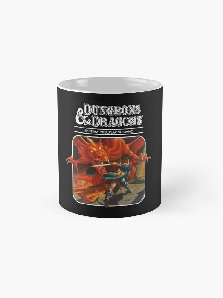 Alternate view of Dungeons & Dragons Mug