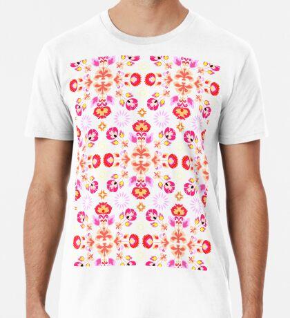 Fiesta Folk Purple #redbubble #folk Premium T-Shirt