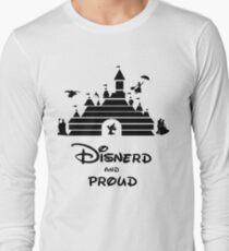 Disnerd and Proud Long Sleeve T-Shirt