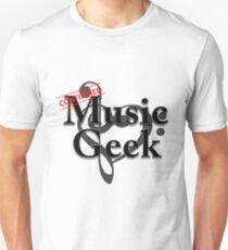 Music Geek Confirmed Unisex T-Shirt