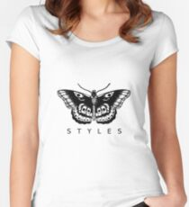 Butterfly Styles Women's Fitted Scoop T-Shirt