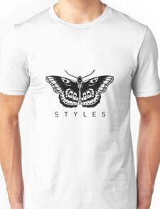 Butterfly Styles Unisex T-Shirt
