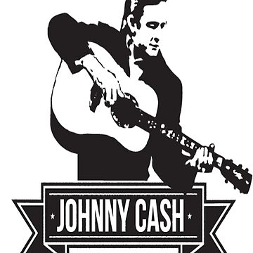 Johnny Cash: Oh Lonesome Me. by Inmigrant