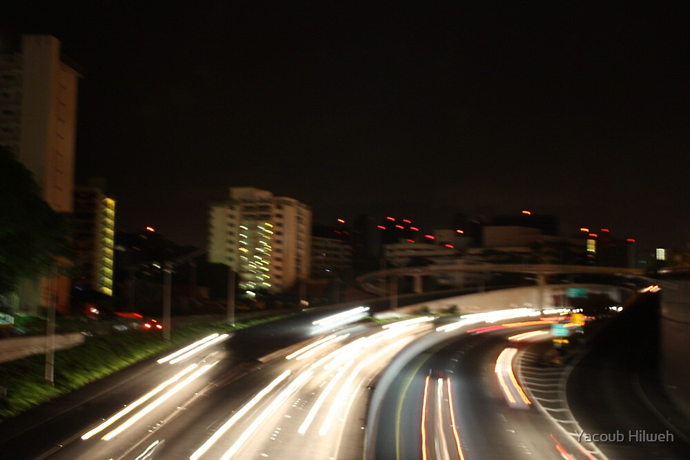 traffic by Yacoub Hilweh