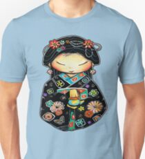 Little Multicolour Teapot Unisex T-Shirt