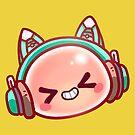 «Mochi Suave con cascos» de Mochi Attack