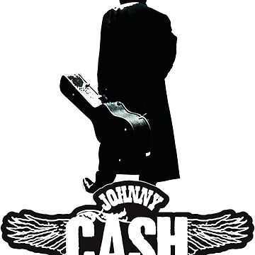 Johnny Cash: I Walk The Line. by Inmigrant