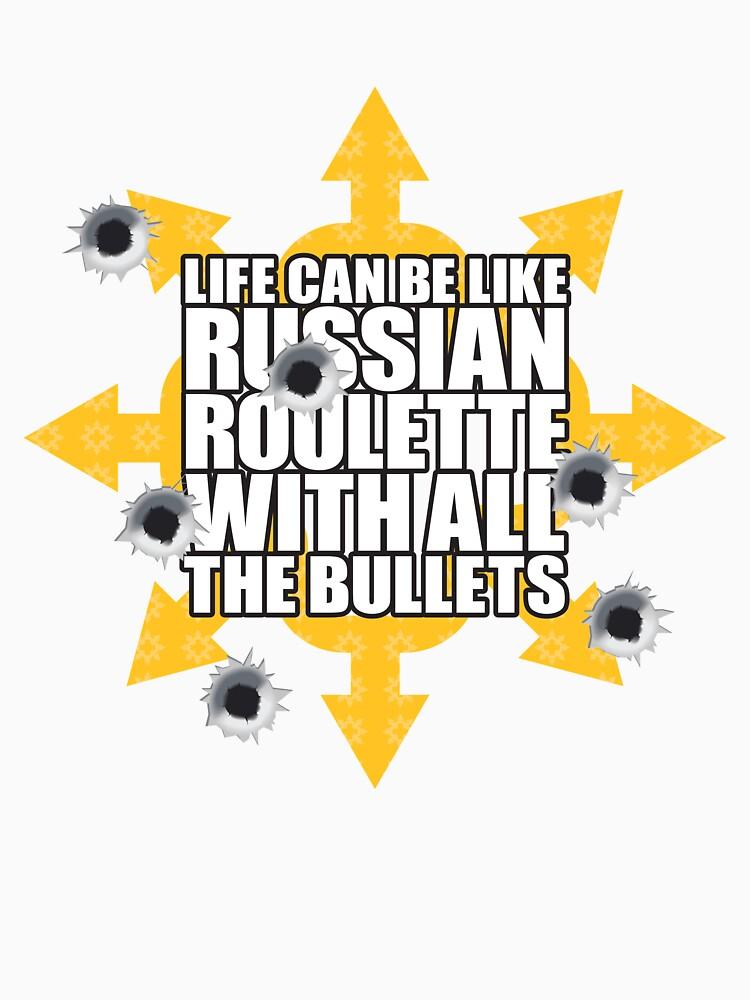 Russian Roulette by yobbo