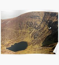 Comeragh mountains view Poster