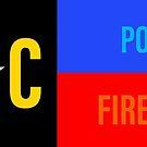 NC Police/Fire//EMS logo by Workingdogs