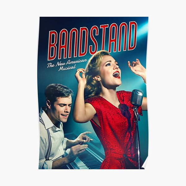 Bandstand poster Poster