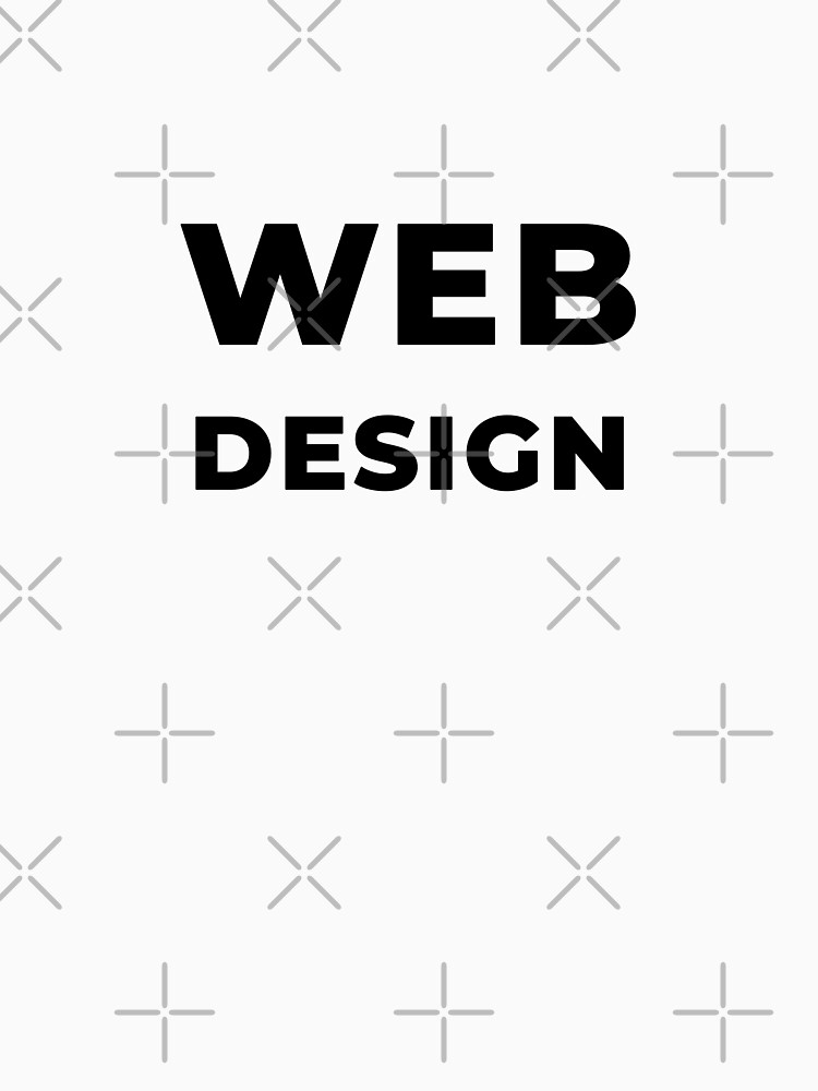 Web Design (Inverted) by developer-gifts