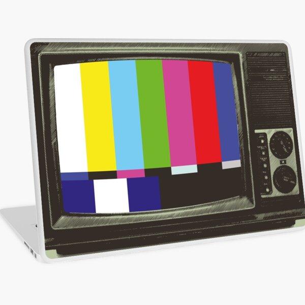 RETRO TV DESIGN Laptop Skin