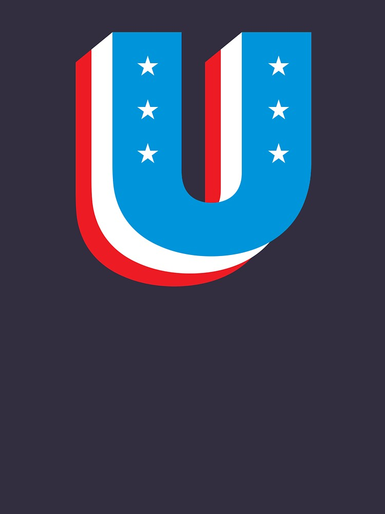 Unity Superhero Letter U by DOODL