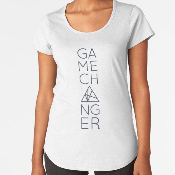 Gamechanger Premium Scoop T-Shirt