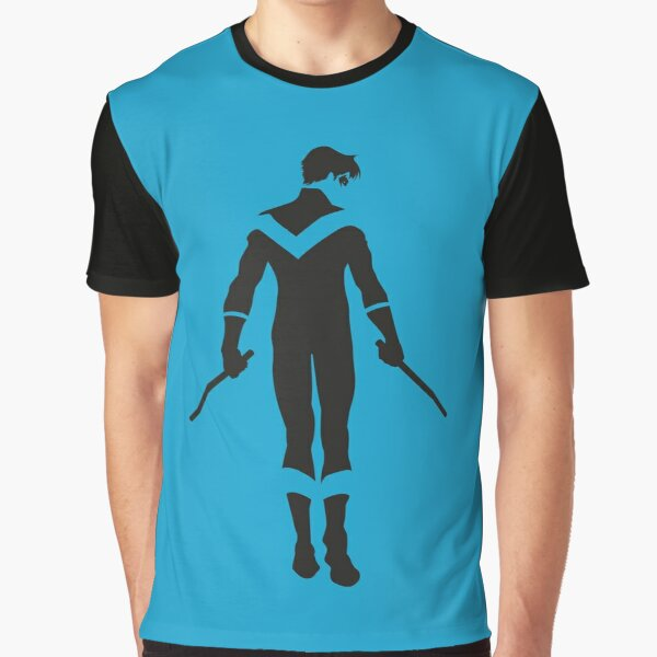 Nightwing Graphic T-Shirt