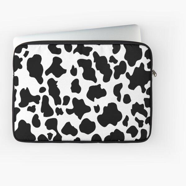 COW PRINT PATTERN MacBook, laptop case, mug, pillow, top, phone case Laptop Sleeve