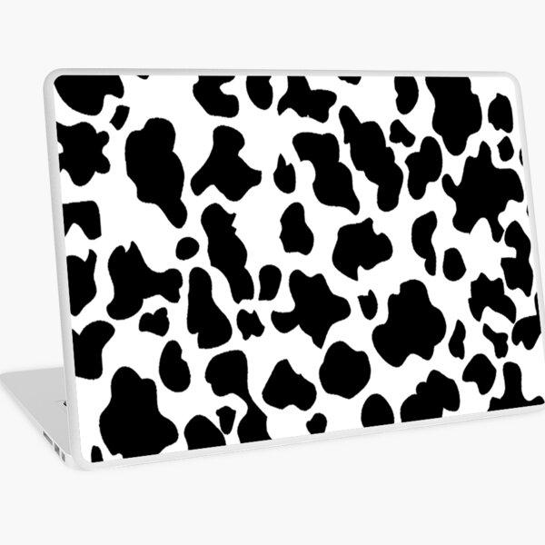 COW PRINT PATTERN MacBook, laptop case, mug, pillow, top, phone case Laptop Skin