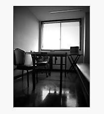 Breakroom Secrets Photographic Print