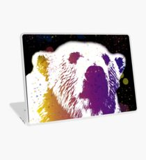 That Polar Bear is Watching Me Laptop Skin