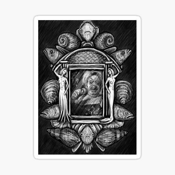 Divine Sticker