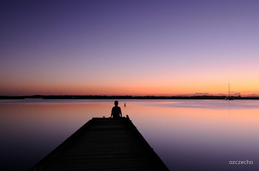 Tranquility by ozczecho