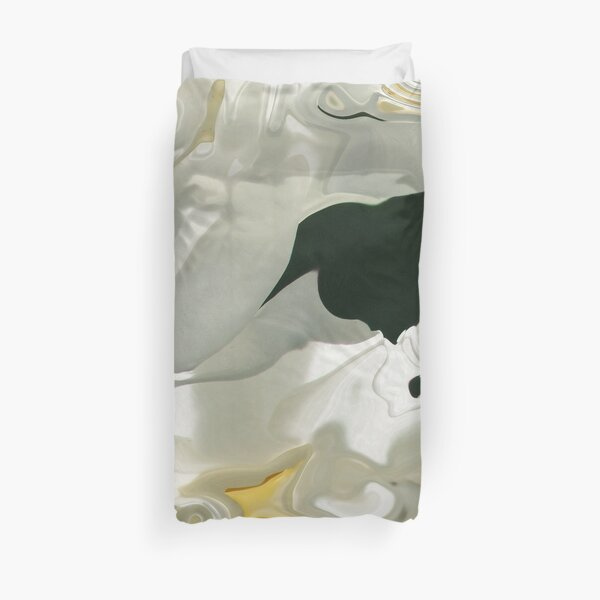 light and shade Duvet Cover