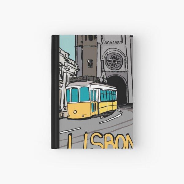 Lisbon Hardcover Journal