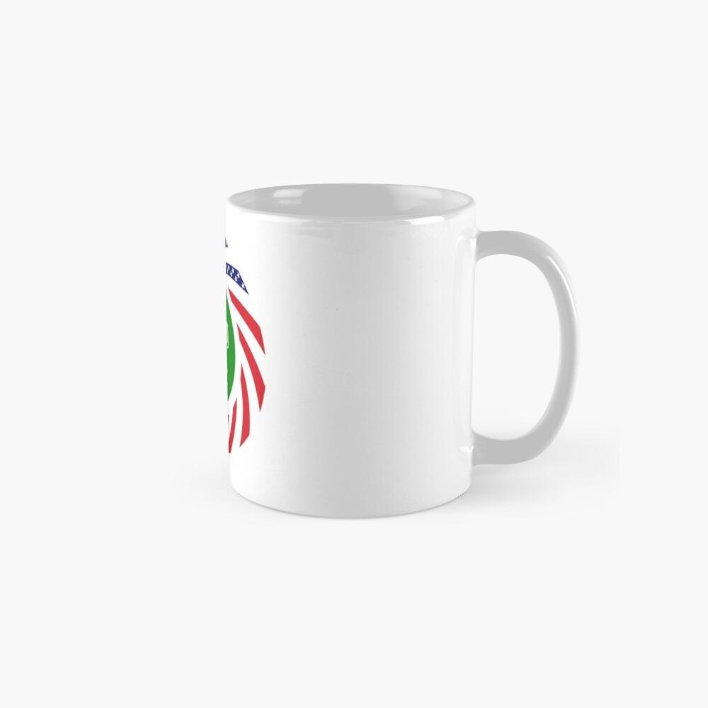 Saudi American Multinational Patriot Flag Series Mug