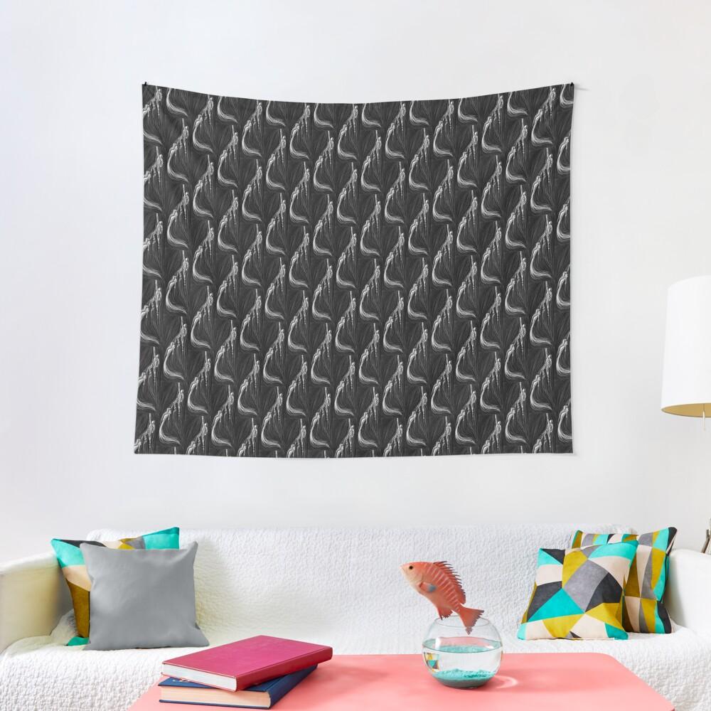 Grab Tapestry
