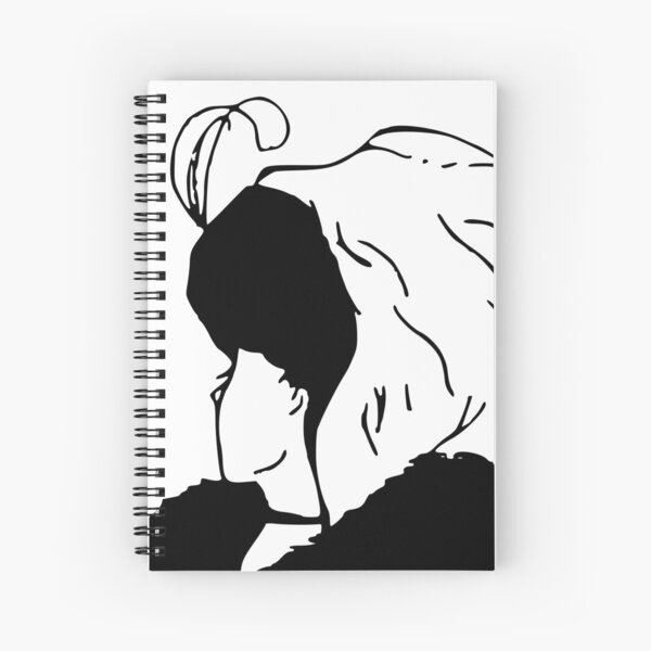 My wife and mother-in-law Spiral Notebook