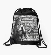 Bottle Drawstring Bag