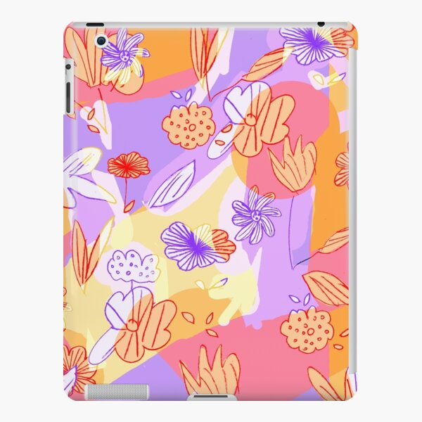 Happy Flowers iPad Snap Case