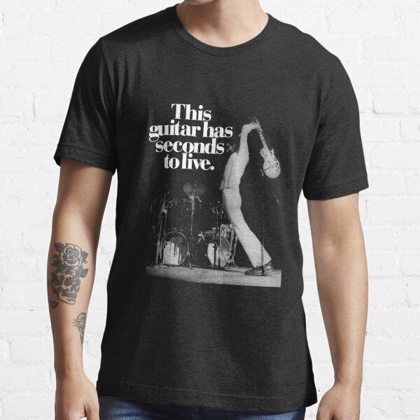 Vintage Classic Rock Guitar Ad Advert Advertisement The Smash Essential T-Shirt