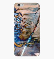 water dream abstraction iPhone Case