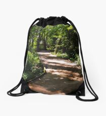 Sheldon Marsh Nature Walk Drawstring Bag