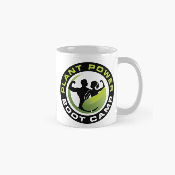 Plant Power Boot Camp Classic Mug