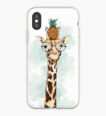 buy online 042a5 ad72d Giraffe iPhone cases & covers for XS/XS Max, XR, X, 8/8 Plus, 7/7 ...