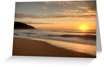 Serenity - Palm Beach, Sydney - The HDR Experience by Philip Johnson