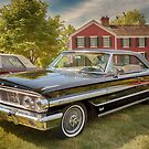 1964 Ford Galazie 500XL by SusanTregoning