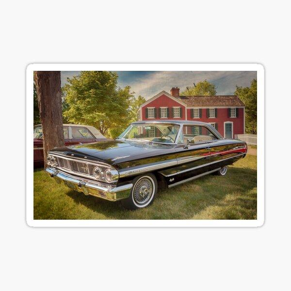 1964 Ford Galaxie 500XL Sticker