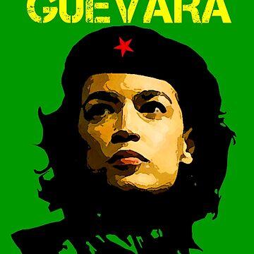 She Guevara Green by ayemagine
