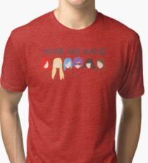 Choose Your Weapon - Alias Tri-blend T-Shirt